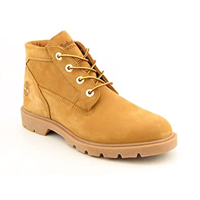 watch 4ef17 997b6 Timberland Men s Basic Chukka Boots Beige Wheat Brown Size  9
