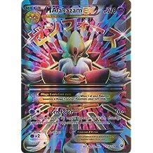 Pokemon - Mega-Alakazam-EX (118/124) - XY Fates Collide - Holo