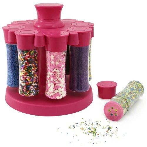 KitchenArt Candy Carousel - Pink - Elite Carousel