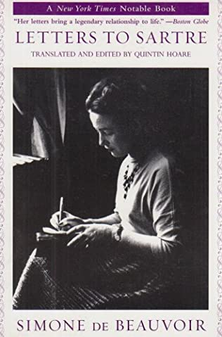book cover of Letters to Sartre