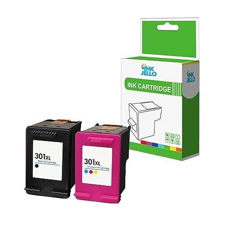 InkJello - Cartucho de tinta remanufacturado para HP Deskjet 1000 ...