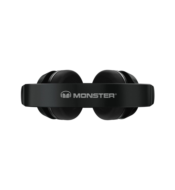 Monster Clarity HD Cuffia Fascia On-Ear Wireless Bluetooth Nero  Amazon.it   Elettronica a24ab1e1d15e