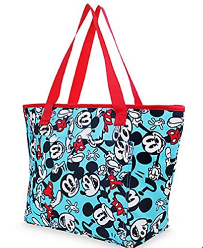 Disney Insulated Tote - Mickey Mouse Insulated Tote Beach Pool Cooler Tote
