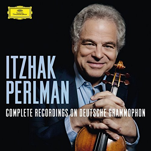 Itzhak Perlman: Complete Recordings On Deutsche Grammophon [25 CDs][Ltd. Edition]