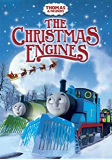 thomas friends the christmas engines
