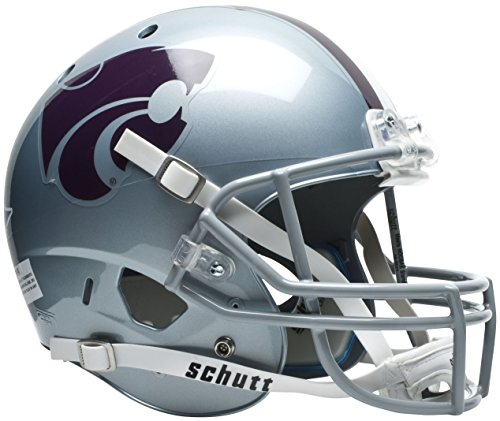 KANSAS STATE WILDCATS Schutt AiR XP Full-Size REPLICA Football Helmet KSU