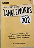 Dell Selected Puzzles Tanglewords *Volume 202* Collector's Series