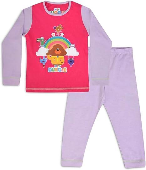 CBeebies Hey DUGGEE Girls Pyjamas