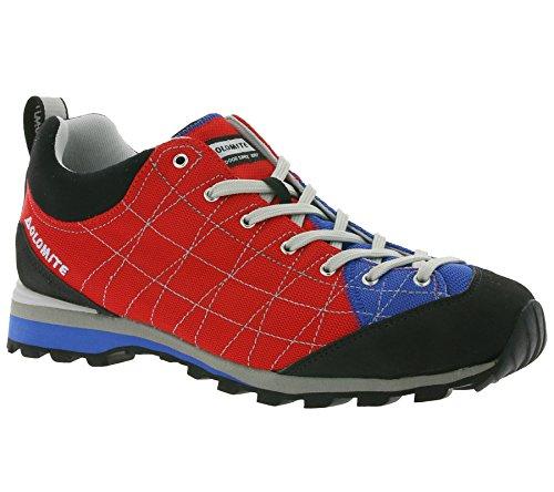 DOL Shoe Diagonal Lite Fiery Red/Royal Blue