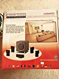 Home Theater Surround Sound System L6000HD Linear Phase Loud Speakers 5.1