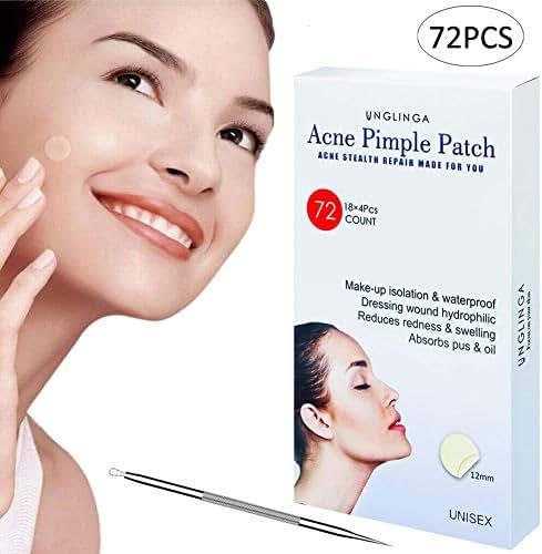 Facial Treatments: Unglinga Acne Pimple Master Patch