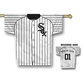 Image Unavailable. Image not available for. Color  Fremont Die quot chicago  White Sox Mlb 2 Sided Jersey Banner (34 quot  X 30 quot 64e348caf
