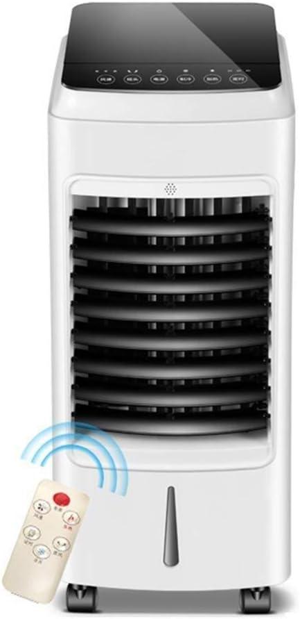 Control Remoto Bajo Nivel De Ruido Ventilador De Aire Acondicionado De Escritorio Humidificador Ventilador De Refrigeraci/ón Por Climatizadores Evaporativos Refrigerador De Aire 3 En 1 Calefactor