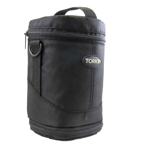 Padded Lens Case for Large Canon Lenses up to 9.25 Inches -  Torkia, TL-7030LNC