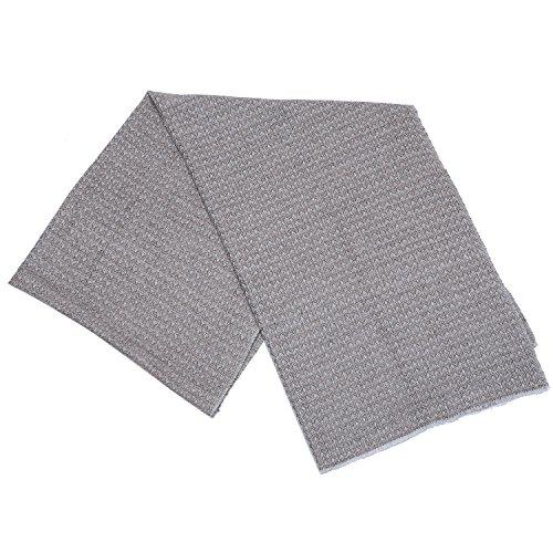 Cashmina House zigzag classic scarf | Cashmere Pashmina | 100% Authentic Hand-Combed Luxurious, Softest & Warmest Scarves | Beautifully Crafted & Stylish Finish by Cashmina House (Image #7)