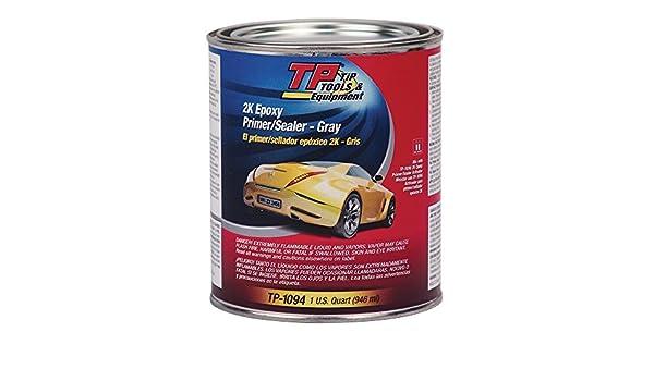 Amazon.com: TP Tools 2K Direct-to-Metal (DTM) Epoxy Primer/Sealer - Gray, Quart #TP-1094: Automotive
