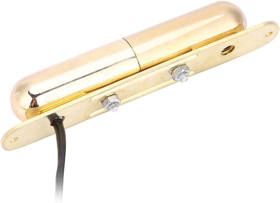 Pickup per Chitarra elettrica Alnico V Magnete Pickup Tubo di Rossetto Pickup Single Coil per Chitarra ST