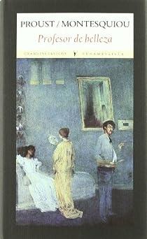 Profesor de belleza par Proust