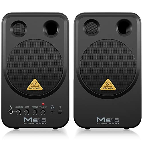 Behringer MS16 High-Performance Active