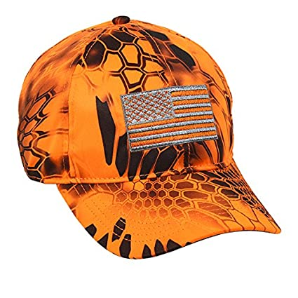 Amazon.com   Outdoor Cap Mens Kryptek Patriotic Cap 8bb46b3f64b5