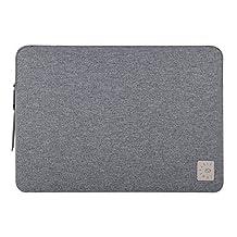 Comfyable Mac Air 13 Inch Case, MacBook Pro 13 Inch Sleeve- Waterproof & Soft Cover- Dark Grey