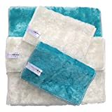 Ultra Absorbent Dish Cloths for kitchen, Soft and Thick Cleaning Cloth, Made of Natural Wood Microfiber Cleaning Cloth, Dish Rags, Kitchen Washcloths, Multi-Purpose Cleaning Cloths