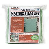 Uhaul Full Mattress Bag Set with Built-in Handles