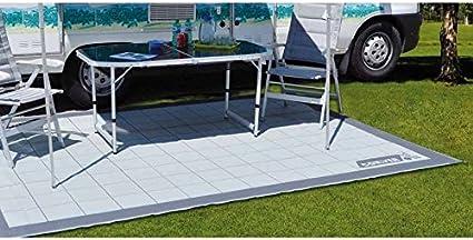 Conver Tapis De Sol Pour Auvent Ideal Pour Camping Ou Camping Car Dimensions 400 X 250 Cm Amazon Fr Sports Et Loisirs