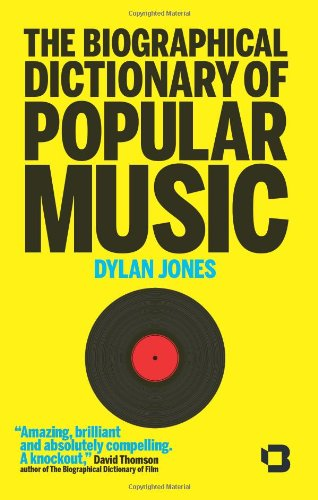 [FREE] The Biographical Dictionary of Popular Music R.A.R