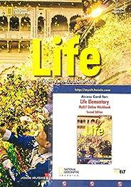 Life British Elementary: Student Book + WebApp + MyLifeOnline (Online Workbook)