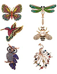 Women's Brooches and Pins | Amazon com