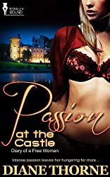 Passion at the Castle (Diary of a Free Woman Book 6)