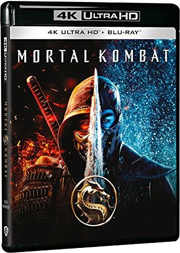 Mortal Kombat (2021) 4k UHD + Blu-ray [Blu-ray]