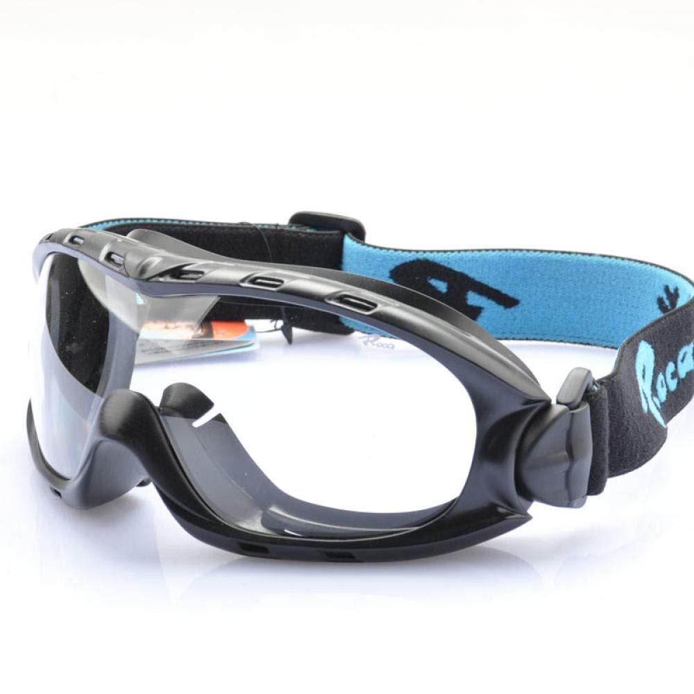 Whsswyx Gafas de seguridad Gafas a prueba de viento arena gafas a de polvo protección contra salpicaduras lijado de parabrisas hombres mujeres