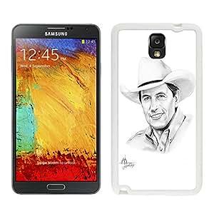 New Fashion Antiskid Skin Case For Samsung Note 3 George Strait (2) Samsung Galaxy Note 3 White Phone Case 166 Samsung Galaxy Note3 White Phone Case 166
