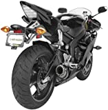 yamaha two brothers - Two Brothers Racing (005-1460407V) Standard Series M-2 Carbon Fiber Canister Slip-On Exhaust System