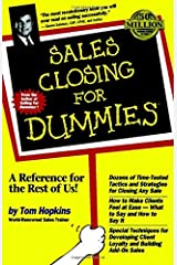 Sales Closing For Dummies Paperback