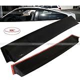 88-91 Honda CRX HIC Rear Roof Visor Spoiler Wing
