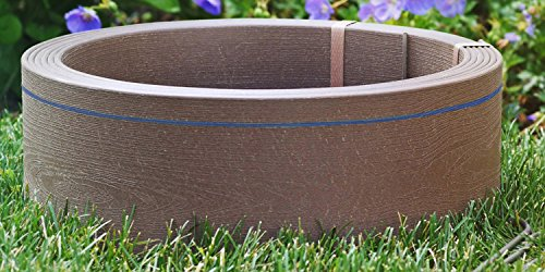 Gardener s Blue Ribbon 903009BR Composite Lawn Edging