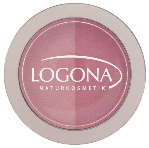Logona Rouge Duo No. 01, Pink Plus Rose, 0.072 Gram -