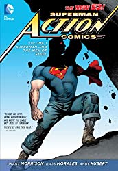 Superman: Action Comics, Vol. 1: Superman and the Men of Steel (The New 52)