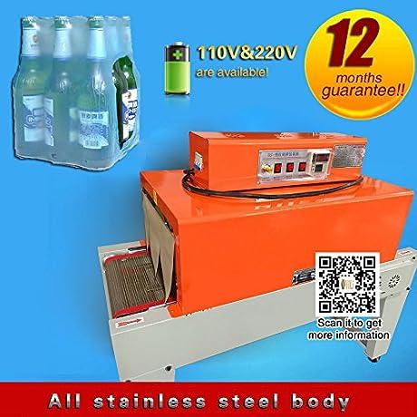 Heat Shrink Packing Machine 380V
