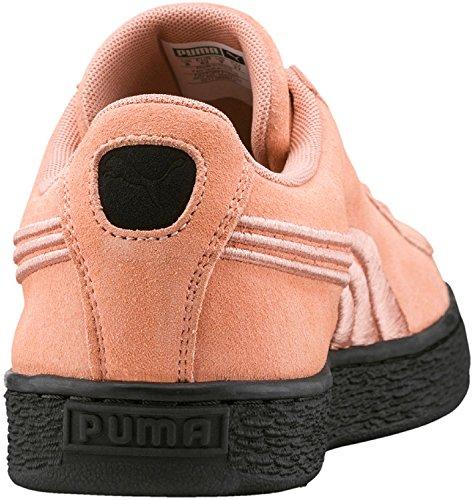 Altrosa Puma Sneakers Suede 'em Badge Flip Adulte Schwarz Mixte Classic Basses zSzfPH
