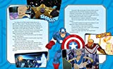 Marvel Avengers Assemble: Built for Action: Ultra Build It