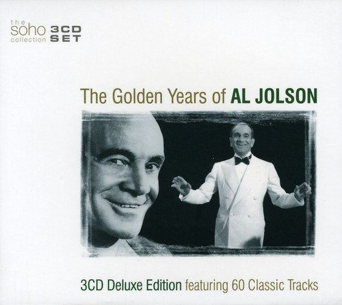 Golden Years of Al Jolson by SOHO