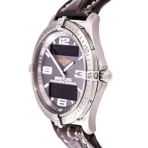 Breitling Aerospace quartz mens Watch E75362 (Certified Pre-owned) by Breitling (Image #2)