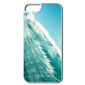 Personalize Geek ECO Sea Wave IPhone 5/5s Case For Him