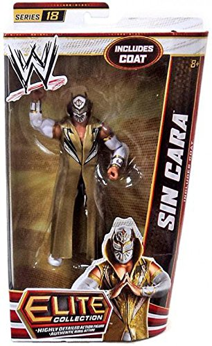 (WWE Collector Elite Series 18 Sin Cara)