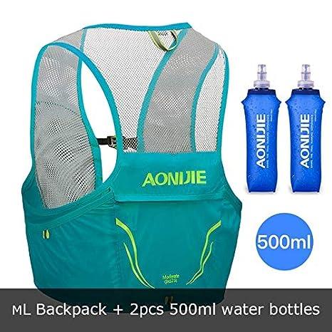 AGDCW Nuevo Paquete De Hidratación De 2.5L Mochila Mochila Bolsa ...