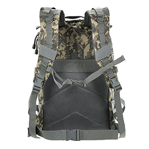 ABCAMO 45L Hunting Outdoor 3P Backpack by ABD OUTDOOR (Image #3)